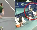 Điểm tin thể thao tối 16-3: Bị phạt, tay vợt nghỉ đấu và