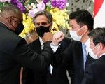 Mỹ, Nhật ra tuyên bố chung: Cảnh báo Trung Quốc
