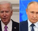 Ông Biden nói ông Putin là