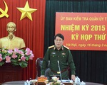 Ủy ban kiểm tra Quân ủy trung ương đề nghị kỷ luật 10 quân nhân