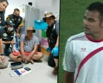 Điểm tin thể thao tối 17-3: Cựu cầu thủ Thái Lan bị bắt vì buôn ma túy