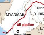 Đường ống dẫn dầu của Trung Quốc ở Myanmar bị dọa