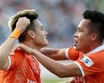 Cập nhật tỉ số vòng 4 V-League: Bình Định và Viettel có ba điểm