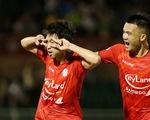 Lee Nguyễn ghi bàn ở phút 90+9, CLB TP.HCM thắng sát nút Sài Gòn