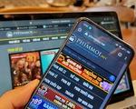 Thu tiền tỉ nhờ quảng cáo đánh bạc, web sex từ trang phim lậu