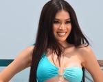 Ngọc Thảo trình diễn bikini nóng bỏng tại 'Miss Grand International 2020'