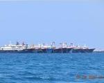 Hơn 200 tàu Trung Quốc