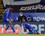 Thắng thuyết phục Man Utd, Leicester vào bán kết Cúp FA