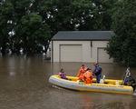 Lũ lụt lịch sử, Úc phải sơ tán khoảng 18.000 người