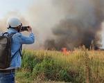 Người dân TP.HCM có thể báo cháy trên điện thoại di động qua
