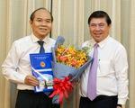 Tân phó giám đốc Sở TN-MT TP.HCM cam kết tháo gỡ vướng mắc cho người dân