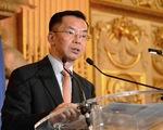 """Sau """"ngoại giao chiến lang"""" ở Mỹ, Trung Quốc lớn giọng luôn tại Pháp"""