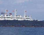 220 tàu tụ trên Biển Đông, Bắc Kinh nói chỉ là