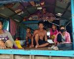 Dịch COVID-19 đến Biển Hồ, người gốc Việt lo lắng xin cứu đói