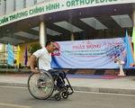 Lực sĩ khuyết tật Lê Văn Công