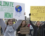 Ông Biden mời ông Putin, ông Tập Cận Bình dự hội nghị thượng đỉnh khí hậu