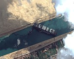 Siêu tàu hàng kẹt ở kênh đào Suez 'đốt' 400 triệu USD mỗi giờ, Mỹ vào cuộc giải cứu