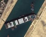 Ever Given không phải tàu đầu tiên mắc cạn ngang kênh đào Suez nhiều bất ổn