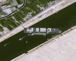 Đã tìm ra giải pháp cứu tàu Ever Given bị mắc kẹt ở kênh đào Suez?