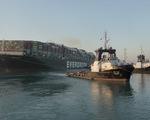 Toàn cảnh vụ giải cứu tàu container gây tắc nghẽn kênh đào Suez