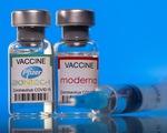 CDC Mỹ: Vắc xin của Pfizer và Moderna hiệu quả 90% khi tiêm đủ 2 liều