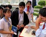 Trường ĐH đầu tiên ở phía Nam công bố điểm sàn xét tuyển