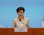 Bà Carrie Lam: Cải cách bầu cử Hong Kong loại bỏ những