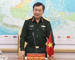 Chuẩn bị cho đội công binh Việt Nam tham gia gìn giữ hòa bình Liên Hiệp Quốc