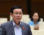 Đề cử ông Vương Đình Huệ để bầu chủ tịch Quốc hội
