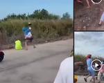 Công an xác minh vụ nữ sinh lớp 8, lớp 9 đánh nhau bằng nón bảo hiểm ở Cà Mau