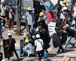 Hàng chục cảnh sát Myanmar chống lệnh, vượt biên sang Ấn Độ