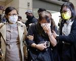 Tòa án Hong Kong cho tại ngoại 15 nhân vật đối lập
