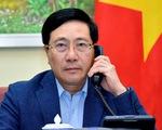 Việt Nam, Singapore mong Myanmar ổn định, đóng góp cho hòa bình và uy tín ASEAN