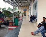 Xe khách Nghệ An bãi bến, phản đối xe chạy vượt tuyến, xe 'dù'