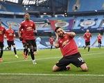 Man Utd buộc Man City nếm thất bại đầu tiên sau chuỗi 21 trận thắng