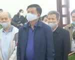 Bị cáo Trịnh Xuân Thanh đề nghị cho gia đình tham dự phiên tòa
