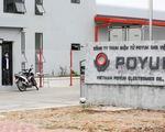 Xét nghiệm COVID-19 toàn bộ công nhân Công ty POYUN trước khi trở lại làm việc
