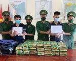 2 người vận chuyển gần 40kg ma túy đá qua biên giới lãnh án tử hình