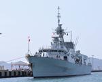Tàu chiến Canada bị tàu Trung Quốc đeo bám trong hải trình tới Việt Nam
