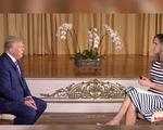 Facebook xóa video ông Trump trả lời phỏng vấn đăng trên tài khoản con dâu