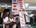 Nhớ lắm, tiếng rao thời nghèo khó - Kỳ 6: Người thợ 60 năm sửa khóa quần áo
