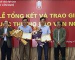 Bị chê trao giải cho những bài thơ 'dở nhất nước', ban tổ chức nói gì?