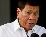 Ông Duterte sau tin đồn