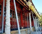 Trùng tu điện Thái Hòa: Bảo tồn tối đa các cấu kiện gỗ