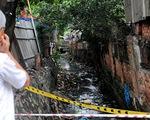 Chống ngập khu vực sân bay Tân Sơn Nhất: Vẫn chờ