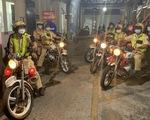 CSGT TP.HCM ra quân cao điểm đảm bảo dịp lễ, bầu cử
