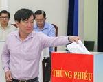 TP.HCM thông qua danh sách 38 ứng cử viên đại biểu Quốc hội