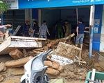Lũ ống ở Lào Cai: