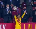 Lionel Messi phá vỡ im lặng: