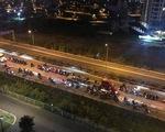 Chuyển vụ án tổ chức đua xe trái phép trên cao tốc cho Công an TP Thủ Đức